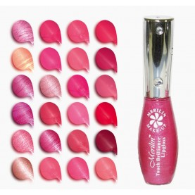 S4624 mix C блеск для губ брюлики touch brilliance 24цвета 9 мл.(24шт/уп 576/кор)