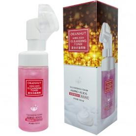 OEHT201 Oeanhut. Очищающая мусс-пенка для лица c аминокислотами /AMINO ACIDS цвет - розовый / (1 шт/уп ) ЦЕНА ЗА ШТ., 150 мл