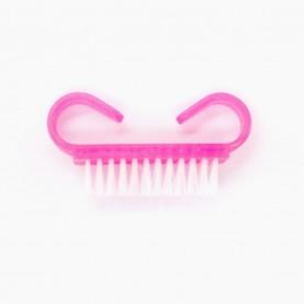 SHB02 щеточка для ногтей 6*3*1,3 см матовый пластик без ИУ 5 гр.(2*12 шт=24 шт/уп-1200шт/кор)