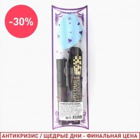 246 набор: тени жидкие /тушь/спонж (1 шт/уп)