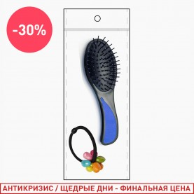 234 набор: расчёска/резинка (1 шт/уп)