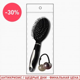 236 набор: расчёска/резинка (1 шт/уп)