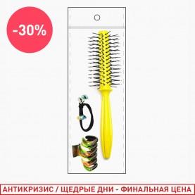 242 набор: расчёска/резинка/крабик (1 шт/уп)