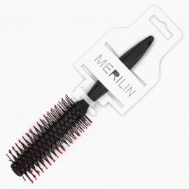 CMB105 CX-KEPN-держатель+шк comb расческа круглая д/укладки массаж острая ручка 20см 36гр. (12шт/уп zip 25*35 -360шт-кор)