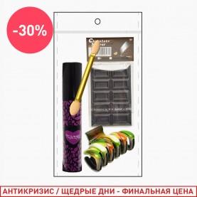 256 набор: тушь/зеркало/аппликатор/заколка (1 шт/уп)