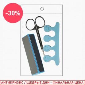 267 набор: брусок/ножницы/разделитель (1 шт/уп)