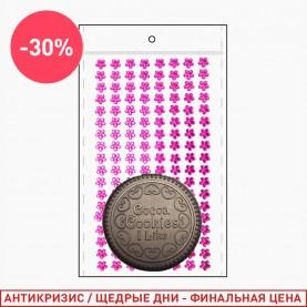 280 набор: кристалл/зеркало (1 шт/уп)