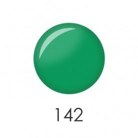 NP001_142 лак для ногтей 12 мл(сочный зеленый матовый) 12 шт/кор 480шт