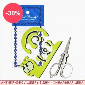 125 набор: ножницы/разделитель (1 шт/уп)