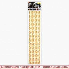 PERL ХС стразы -жемчуг для декорирования 6*27 см (12 шт/уп 1500 / кор)