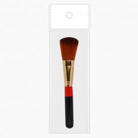 BR103 OPP 5*17 кисть для макияжа 14 см из высококачественного синтетического ворса 20 гр. (12 шт/уп 1200/кор)