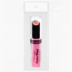 LS037тон10 (матовый светлый розовый)губная помада COLOR STAY 17 гр (12 шт/уп-600шт/кор)