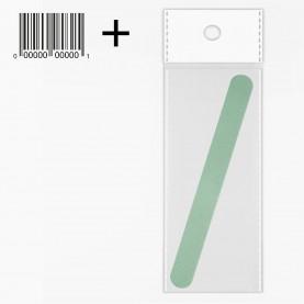 NB03 OPP CB 5*29 прямоугольная полировка для ногтей 2 step 17,5см (20/уп ZIP 18*25 2400/кор)