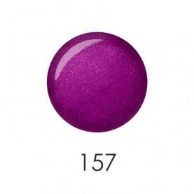 NP001_157 лак для ногтей 12 мл(яркий фиолет) 12 шт/кор 480шт