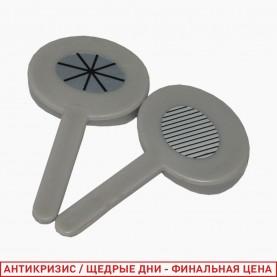 Магниты для магнитного лака МИКС без пакета (звездочка/полосочки) (12 шт/уп)