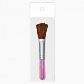 BR001 OPP кисть для макияжа 12 см (12шт/zip пакет 15*20 960/кор) стикер со ш/к