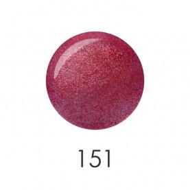 NP001_151 лак для ногтей 12 мл(пионовый хамелеон) 12 шт/кор 480шт