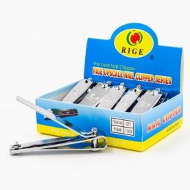 CLP12 клиппер стальные с пилкой в картонной коробочке 5,5*1,3см 15 гр (12/уп-1200шт/кор)