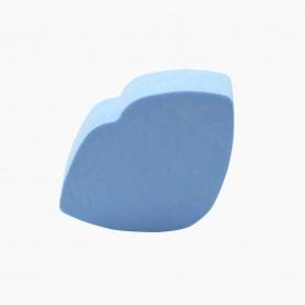 SPN30 спонж универсал нанесен и снятия макияжа губы|улыбка 6*4 см х 2 см (толщ) без ИУ (20 шт/уп 1400/кор)