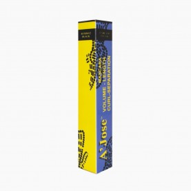 RUMS012 ИНД УП тушь кейс наборный БАНТ ЧЕРНЫЙ ворсистая кисть 11 мл (12 шт/уп кор/50шт)