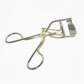 зажим CRL06 зажим для завивки ресниц золото 10х8см. 19 гр.(10 шт/уп, 1200шт/кор)ручки