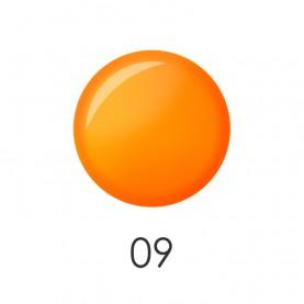 NP001 09 лак для ногтей 12 мл (оранжевый) 12 шт/кор 480шт