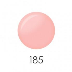 NP001_Y05 (185) лак для ногтей 12 мл (нежный розовый воск-клубный люмин) 12 шт/кор 480шт