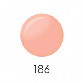 NP001_Y06 (186) лак для ногтей 12мл(нежный персиковый воск-клубный люмин)12 шт/кор 480шт