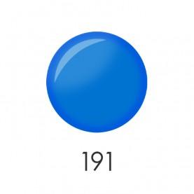 NP001_Y11 (191) лак для ногтей 12 мл (голубой яркий воск-клубный люмин) 12 шт/кор 480шт