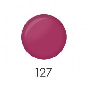 NP001_127 лак для ногтей 12 мл(матовая фуксия) 12 шт/кор 480шт