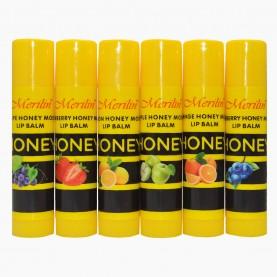 LB017 ОРР 6 штук губная помада гигиеническая пчелка 4,7 гр. (6 шт/уп 960 шт/уп)