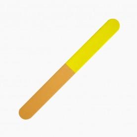 NB08 пилка для шлиф ногтей 3 steps разноцвет 17,8 см 15 гр.(24 шт/уп 3000шт/кор)