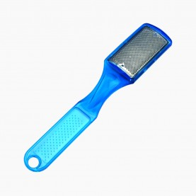 пяткотерка PF19 20,5 см металлич прямоуг с пластик ручкой без и/у 22 гр.(12 шт/zip пакет 17*25 1200шт/кор)