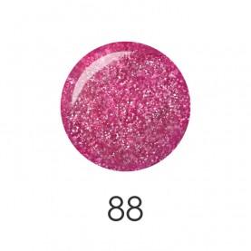 NP001 88 лак для ногтей 12 мл(королевский пурпур искрящийся) 12 шт/кор 480шт