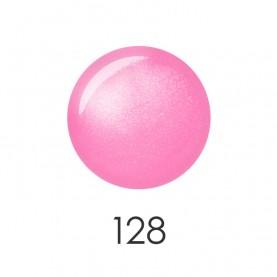 NP001_128 лак для ногтей 12 мл(розовый перламутр) 12 шт/кор 480шт