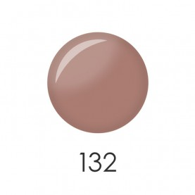 NP001_132 лак для ногтей 12 мл (кофе с молоком матовый) 12 шт/кор 480шт