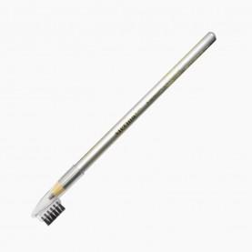 CP005 карандаш серый для глаз деревянный с щеточкой 12шт/уп (3456 шт/кор) 14 см.