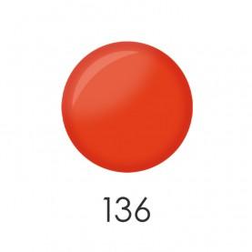 NP001_136 лак для ногтей 12 мл (оранж) 12 шт/кор 480шт