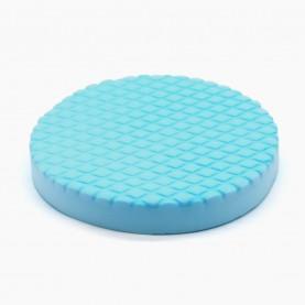 SPN12 спонж трансформер большой влажный микс 10,5*10,5см выс 1,2 см для макияжа в ИУ 19 гр. (50 шт/уп 400/кор)