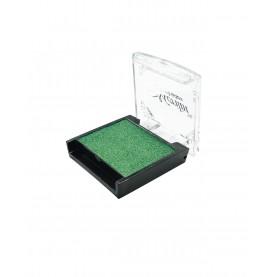 11 тени для век Merilin тон 29 блестящий зелёный 3-4 гр. (6шт/уп)
