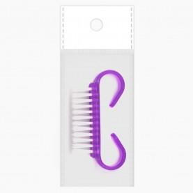 SHB02 ОРР+шк щеточка для ногтей 5 см (12 шт/уп ZIP 18*25-1200 шт/кор)