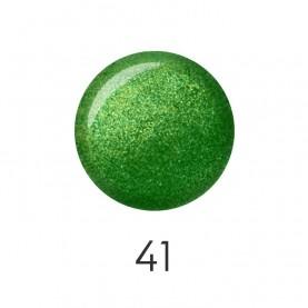 NP001 41 лак для ногтей 12 мл (блестящий малахит) 12 шт/кор 480шт