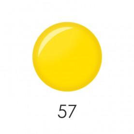 NP001 57 лак для ногтей 12 мл(шафран желтый) 12 шт/кор 480шт