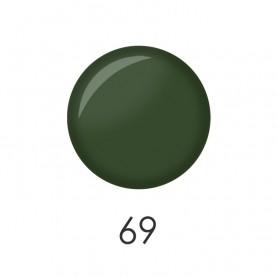 NP001 69 лак для ногтей 12 мл(матовый нефрит) 12 шт/кор 480шт