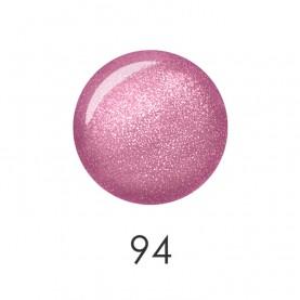 NP001 94 лак для ногтей 12 мл(искрящийся нежно-лиловый) 12 шт/кор 480шт