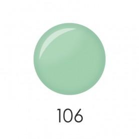 NP001_106_ лак для ногтей 12 мл(матовый светлая бирюза) 12 шт/кор 480шт
