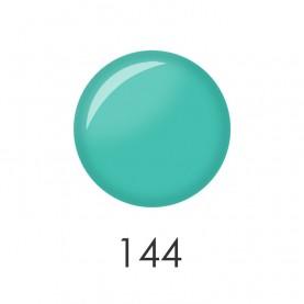 NP001_144_ лак для ногтей 12 мл(аквамарин матовый) 12 шт/кор 480шт