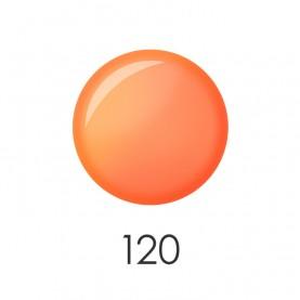 NP001_120_ лак для ногтей 12 мл(матовый апельсин) 12 шт/кор 480шт