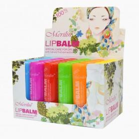LB015 шоу-бокс губная помада 6 цветов (гигиеническая) 2,3 гр. (24шт/уп 960 шт/уп)
