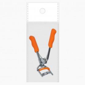 зажим CRL02 ОРР+шк зажим 10х9,5см. для завивки ресниц (10 шт/уп, 600/кор) стикер со ш/к
